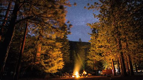 Camping Night Sky Timelapse In Stock Footage Video 100