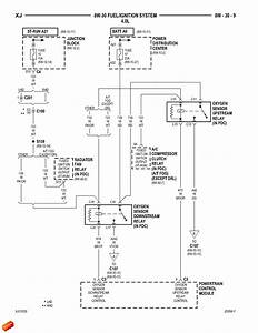 U0026 39 01 Cherokee O2 Sensor  Engine Wiring Diagram