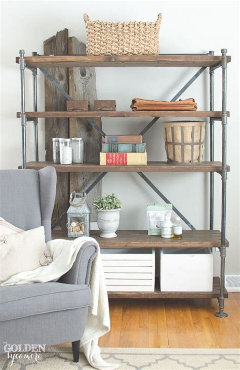 Shelving Projects by Style Trend 16 Rustic Industrial Decor Ideas And Diy