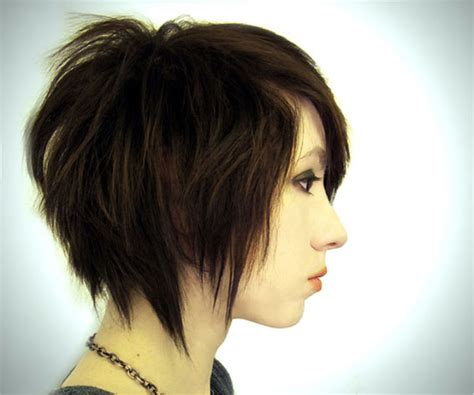 2015 Edgy Short Haircuts For Girls