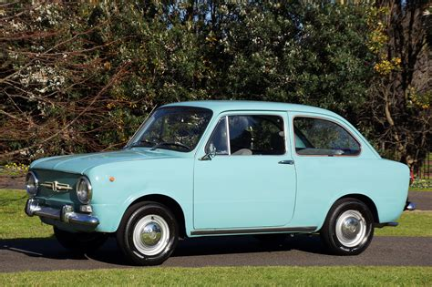 Fiat 850 Sedan by 187 Fiat 850 Sedan