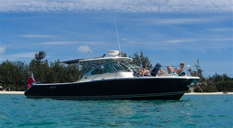 Pursuit Boats by Pursuit Boats Sureshade