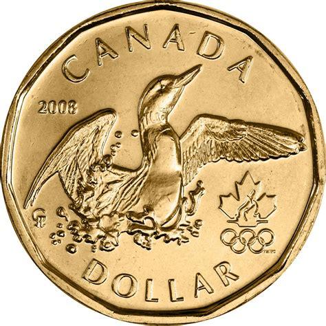 loonies  commemorative circulation  dollar coins   dollar coin series  canada