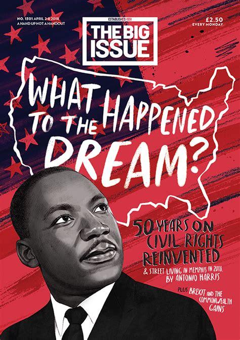happened   dream  years  civil rights