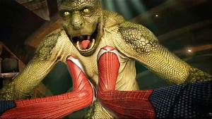 The Amazing Spider-Man Vs Lizard (o Lagarto) - YouTube
