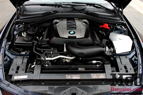 Bmw Cold Air Intake by E63 Gets More Hp With Afe Power Bmw 650i Cold Air Intake