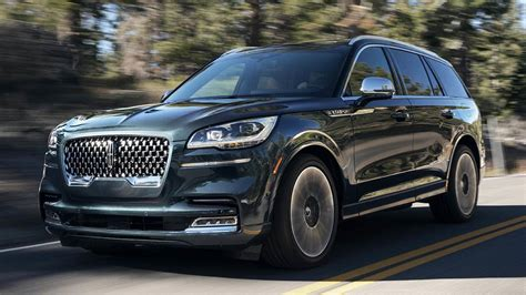 2020 Lincoln Aviator Ready For Liftoff
