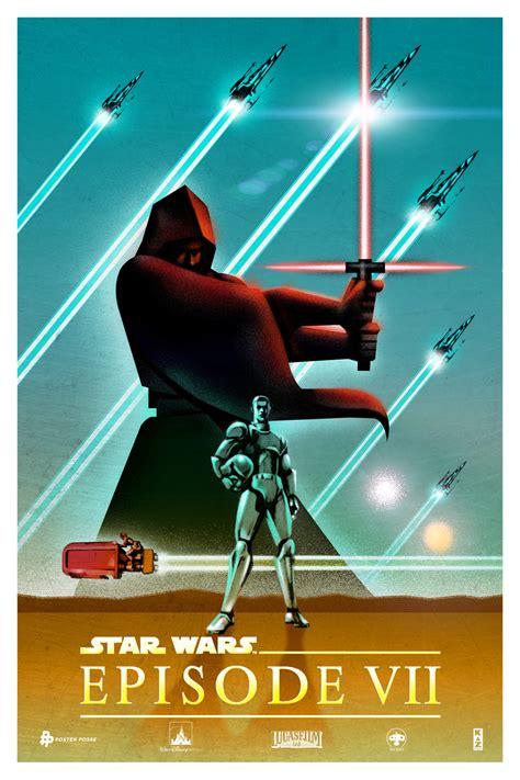 poster posse awakens   batch  star wars