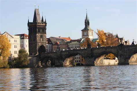 Charles Bridge Prague Czech Republic Must See Places