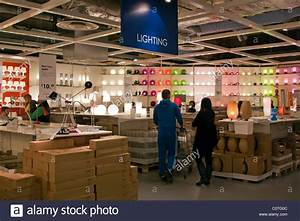 Lighting Department - Ikea Store - Wembley