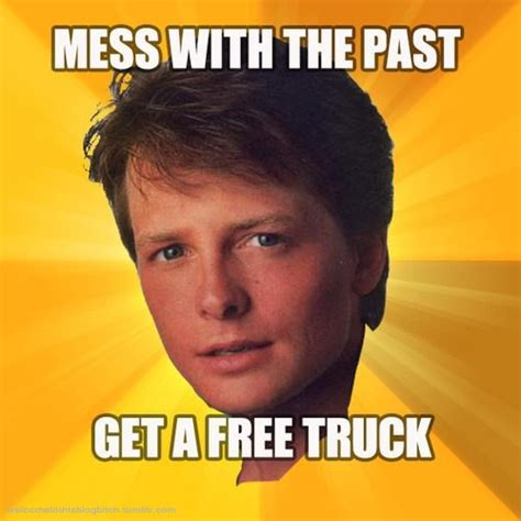 Marty Mcfly Meme - 340 best images about back to the future on pinterest lorraine back to and great scott