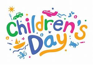 Fun Childrens Day Vector Illustration - Download Free ...
