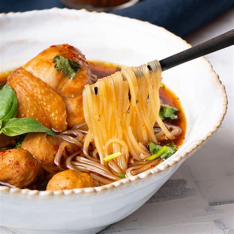 express thai chicken noodle soup marions kitchen