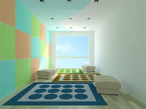 Eine Wand Farbig Streichen by Jugendzimmer Streichen 187 Techniken Und Tipps