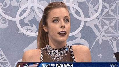 Ashley Wagner Reaction Expected Scores Than Lower