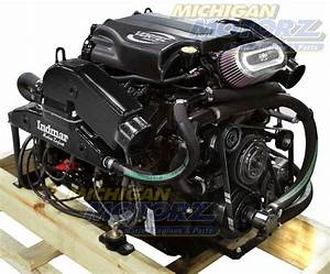 8 1l Indmar Complete Engine Package 450 Hp
