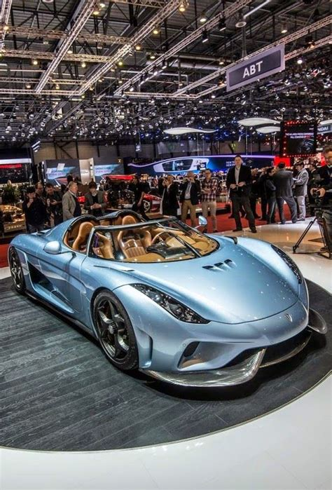 Most Powerful Production Car by The Koenigsegg Regera Is A 1 500hp Hybrid Hypercar That