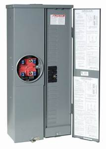 Best Meter Panel 200amp  March 2020   U2605 Top Value