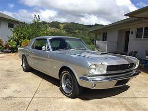 1st generation classic silver 1965 Ford Mustang For Sale - MustangCarPlace