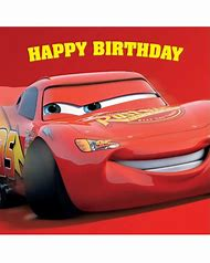 Happy Birthday Card Cars