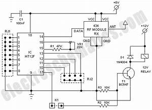 Become Device Maker  Rf Based Wireless Remote Control