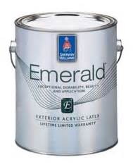"Introducing ""emerald™ Exterior Acrylic Latex Paint"" From"