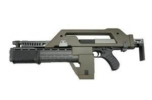 Aliens Pulse Rifle Airsoft Gun