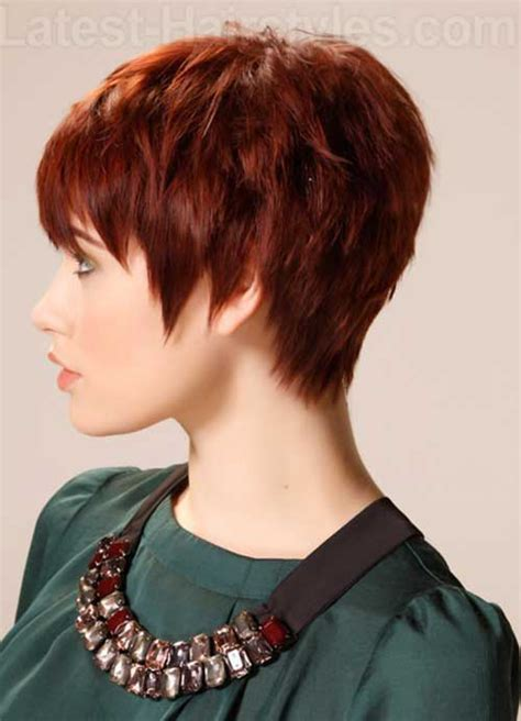 Medium Pixie Cut Hairstyles by 30 Best Pixie Hairstyles Hairstyles 2018 2019