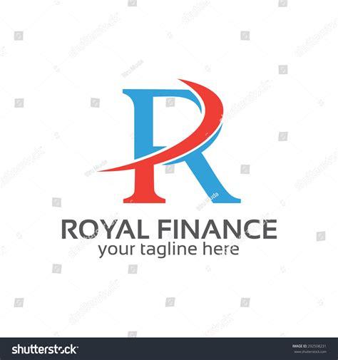 the letter r 2 letter r logo design vector letter stock vector 292508231