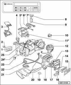 Volkswagen Workshop Manuals  U0026gt  Passat  B3   U0026gt  Heating