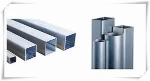 Tube Rectangulaire Acier Dimension : tubes carr galva zinc tubes d 39 acier carr id ~ Dailycaller-alerts.com Idées de Décoration