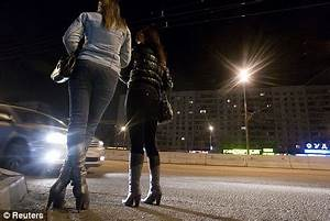 Recession-hit Russian men turn to prostitutes for... a ...