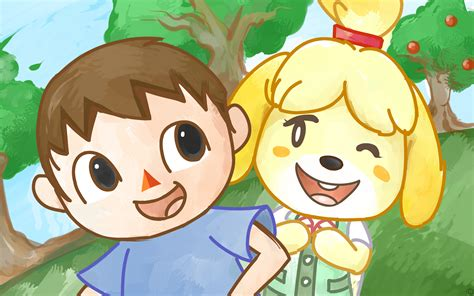 Isabelle Animal Crossing Wallpaper - isabelle animal crossing images