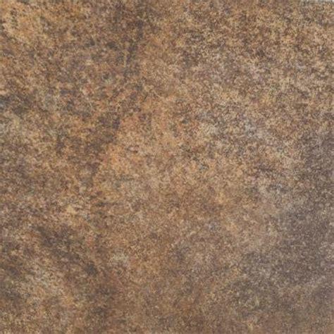 home depot floor tile marazzi granite marron 12 in x 12 in glazed porcelain