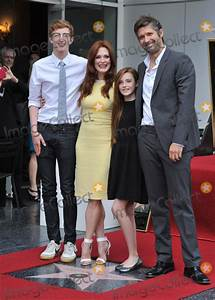 Photos and Pictures - Julianne Moore & husband Bart ...