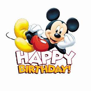 Happy Birthday Mickey Mouse : happiest of birthday wishes mickey maple mouse mama ~ A.2002-acura-tl-radio.info Haus und Dekorationen