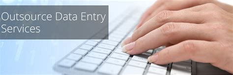 at home data entry this is simply as there are certain benefits of opting for these data entry services for
