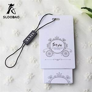 online buy wholesale designer swing tags from china With custom design clothing labels