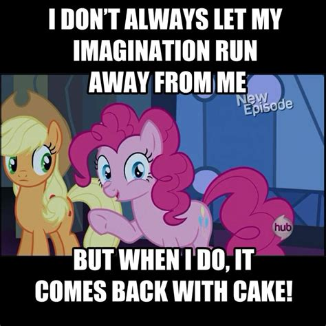 Pinkie Pie Meme - 803 best my little pony stuff images on pinterest mlp pony my little pony friendship and pony