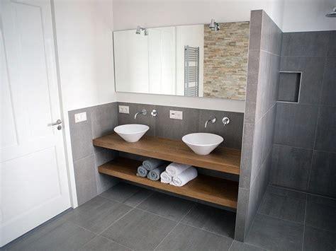 Arbeitsplatte Badezimmer by Badezimmer Design Ideen Offenen Regal Unterhalb Der