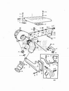 Volvo Penta Exploded View    Schematic Induction