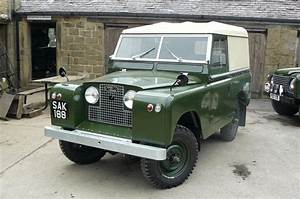 Land Rover Series 2 Restoration Completed