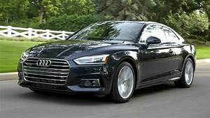 2018 Audi A5 Coupe - Elegant And Athletic