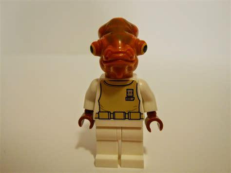 The Life Of Kane Lego Admiral Ackbar Loose Minifigure