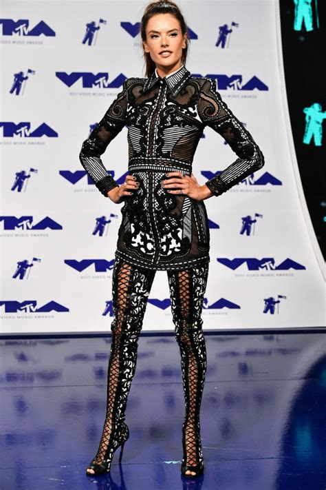 cardi b vma outfit 2017 sheer dressesat the 2017 mtv vma heidi klum more news