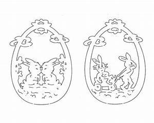 Osterhase Holz Basteln Vorlage : laubs gen ostern 5x vorlagen osterhase osterdeko vorlage ~ Lizthompson.info Haus und Dekorationen