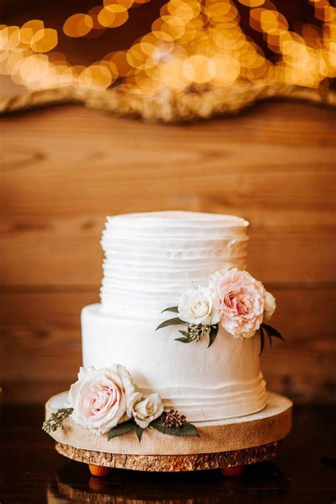 rustic inspired wedding dessert bar   tier white
