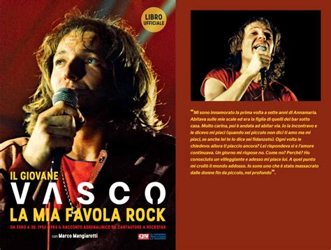 Vasco Favola La Favola Rock Vasco E Mangiarotti Insieme Da Non