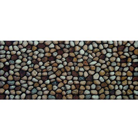 Rubber Doormats by Apache Mills Recycled Rubber Door Mat 20 Quot X 47 Quot Rocky Road