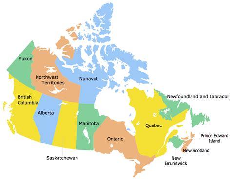 geo map canada ontario